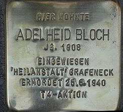Stein_BLOCH_Adelheid